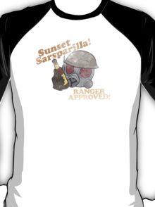 Ranger Approved!! (Sunset Sarsparilla Ver) T-Shirt