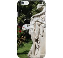 Fate fountain Stuttgart - grief - love iPhone Case/Skin