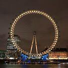 London Eye by Dan Treasure