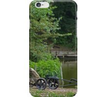 Mysterious Fisherman iPhone Case/Skin