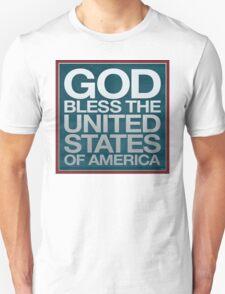 God Bless The USA Unisex T-Shirt