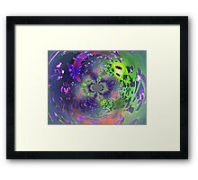Starcrusher: Incipience Framed Print