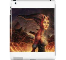 Magma Devil iPad Case/Skin