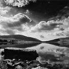Spelga Dam by Alan McMorris