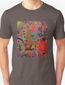 Initial L T-Shirt