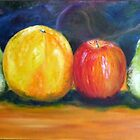 Four Fruits by Antionette
