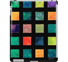 sd Tile Art 2C iPad Case/Skin
