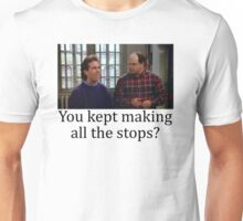 All the stops Unisex T-Shirt
