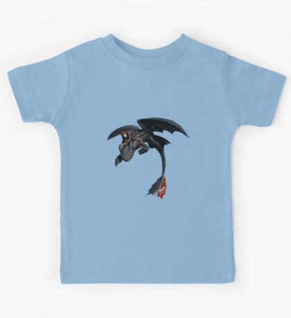 Toothless and Hiccup Kids Tee