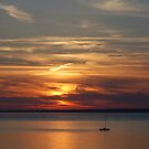 Summer Sunset - Isle of Wight by oliver9523