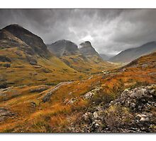 Glencoe by R-S-Peck