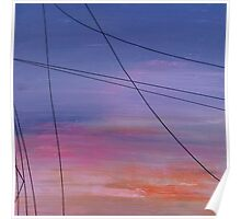 Power Lines 15 Poster