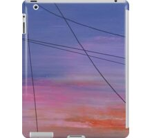 Power Lines 15 iPad Case/Skin
