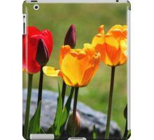Tulips in the Light iPad Case/Skin