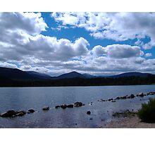 Cairngorms - Lake Morlich Photographic Print