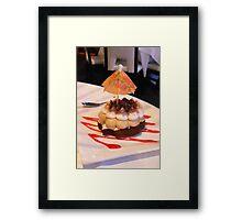 Dessert Fantastica Framed Print