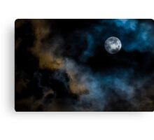 Dance of the Moon. Canvas Print