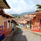Color in the Street # 2 by Esperanza Gallego