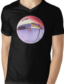 Kyuss ~ Welcome To The Circus Leaving Town Original Mens V-Neck T-Shirt