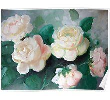 magnolias.. Poster