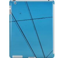Power Lines 18 iPad Case/Skin