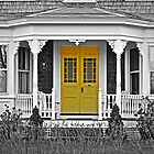 The Yellow Door... by Karen  Helgesen