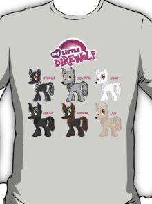 My Little Direwolf T-Shirt