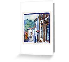 Arucas, Las Palmas de Gran Canaria Greeting Card