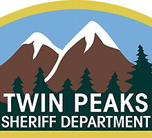 Twin Peaks Sheriff Department by jonzes