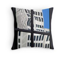 San Francisco Reflection 13 Throw Pillow