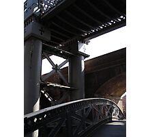 Bridges. Photographic Print