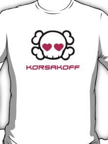 Korsakoff Logo T-Shirt