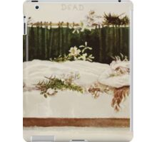 Kate Greenaway Collection 1905 0531 Dead iPad Case/Skin