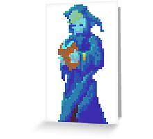 I am a Summoner Greeting Card