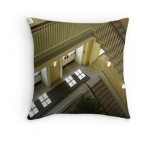 Looking..........DOWN      ^ Throw Pillow