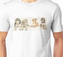 Saluki Puppies Unisex T-Shirt