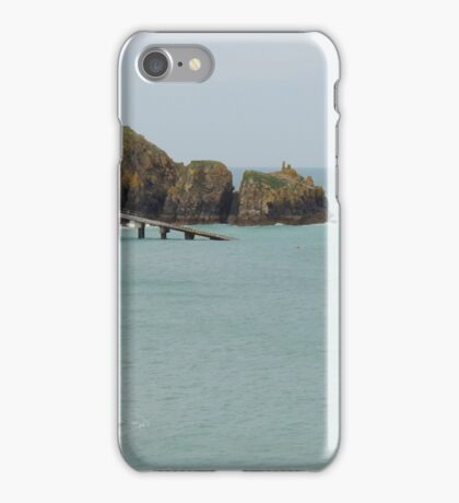 Padstow Lifeboat Station, Cornwall iPhone Case/Skin