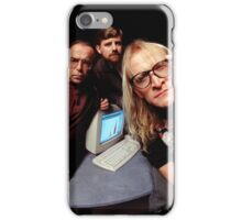 The Lone Gunmen iPhone Case/Skin