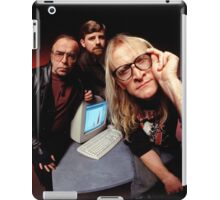 The Lone Gunmen iPad Case/Skin