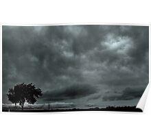 APPROACHING RAIN Poster