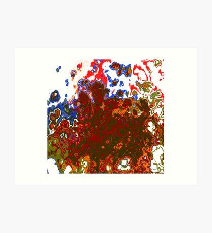 ( ALIG  1 )  ERIC  WHITEMAN ART Art Print