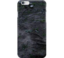 Tree Stumps - Portstewart Strand iPhone Case/Skin