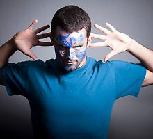 Andrew interpretation of Avatar by Lisa Humes