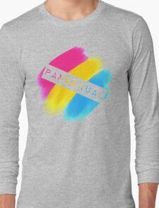 Pansexual Stripes Long Sleeve T-Shirt