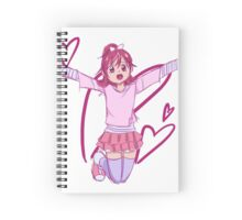 Brimming with Love! Spiral Notebook
