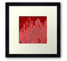 ( A`LAA  )  ERIC WHITEMAN ART   Framed Print