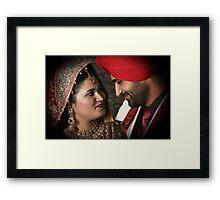 Made For Each Other Framed Print