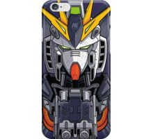 Nu Gundam iPhone Case/Skin