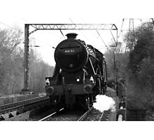 Kirkstall Valley 24/04/10.  bPicture 058 Photographic Print
