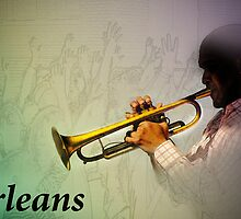 New Orleans Jazz by RayDevlin